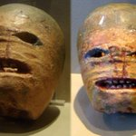 In Ireland, Traditional jack o lanterns are carved from turnips. I think they look way more sinister http://t.co/lC2PggVPZ4