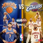 The @Cavs make their highly anticipated debut as they host the @NYKnicks, 8pm/et @NBAonTNT! http://t.co/P5vL1AaRwM