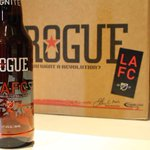 Cheers to craft beer legends @RogueAles for showing their #LAFC2017 support. http://t.co/mLR4Lk7IKf