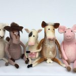 Hello lovely tweeters #covhour please check me out @StephCowburn http://t.co/FQQyz0IKr3 I make felt animals ;) http://t.co/1XaFgFkL78