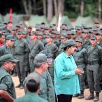 #FOTO @NicolasMaduro: ¡Que viva la Fuerza Armada Nacional Bolivariana! http://t.co/K2M4YezPrj