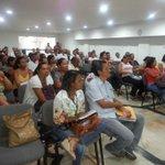 El lado oscuro del carbon: informe de @paxlatinamerica en discusion con nutrida reunion de víctimas en Valledupar. http://t.co/1GaOCmcvg3