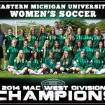 Congratulations to @EMUSoccer on todays win to become MAC West Champions! #ChampionsBuiltHere http://t.co/KBVKBNOI5p