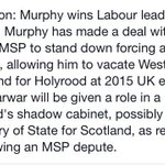 My prediction for the Scottish Labour leadership election.. http://t.co/xts8hpo4xz