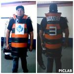 This guys going as Dion Phaneuf for Halloween http://t.co/5Qch0a1n0P