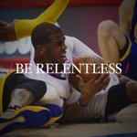 Determined and tenacious. Tonight marks the beginning of the journey. #BeRelentless http://t.co/kwrW2PczYj