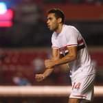 FIM DE JOGO! São Paulo FC 4 - 2 Emelec #JuntosSomosMaisFortes http://t.co/qkfCgFLyAj