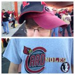 Card fan who goes to #FSU conflicted tonight! #FSUvsLou #L1C4 #CardinalNation #BeatFSU http://t.co/UfzYa603Rk
