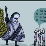 N.Maduro indicó doble desprecio hacia el caricaturista Weil por caricatura ... http://t.co/DLqURmkMvM http://t.co/wuYWyL7waZ @combatiente21