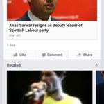 Sometimes Facebook gets it so right #labour #indyref http://t.co/X0xIHMKoVN