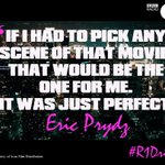 First up, Pryda aka @ericprydz with his track 'Sequence One'. #R1Drive http://t.co/nKkMXEpU4H