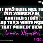 This track is from @CHVRCHES with 'Get Away' #R1Drive http://t.co/xY0GmQBpLr