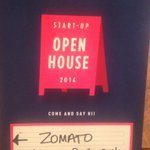 Glad to be a part of #soh2014 Come visit us @Zomato http://t.co/To6G6Z8Mu9