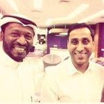 انا والغالي ابو عبدالاله ،، قمه في الثقة والاخلاق.  محيسن الجمعان هلالي متعصب يوم السبت سيهديه نجوم الزعيم البطولة. http://t.co/TJxoqMn1LG