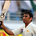 So which Idiot in the PCB wanted to drop Younis Khan? He replied to his critics with his bat! Nazar Na Lagay! http://t.co/EKv6wO2cLG