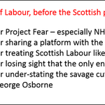 5 apologies, in my humble opinion, Labour need to make to the Scottish people before they will listen again http://t.co/CdwlqvxxVU