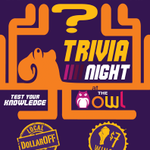 Start stretching your brain muscles because we got trivia tonight! Local brews and our wings on special! #yqr #Trivia http://t.co/sLHbi4d8Gz