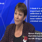 Here is what Green MP @CarolineLucas thinks about how UK drug policy has to change. #bbcqt http://t.co/0r5HIBejs9