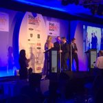 #Notts boss Shaun Derry on stage now to present the next award. #NPSA2014 http://t.co/RpCH6R1lTq
