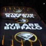 #WeAreBuffalo RT @AdamMcG_716 awesome opening #onebuffalo #BOSvsBUF http://t.co/tKzc1pXWP1