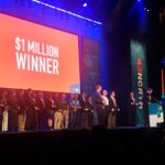 ASI LLC WINS IT!! The hometown team takes $1m in #43North http://t.co/5jsONgLCBK