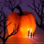 10.31 fri カボチャの代わりに橙色のパプリカを使ってみましたがけっこういけますね。 #ハロウィン #halloween http://t.co/UQKO2y5Yhk