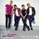 Still going!! Let @TheEllenShow know how excited you are to see us on 11/7!! #VampsonEllen http://t.co/anXDUwYxrs
