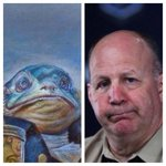 Has Claude Julien completed his transformation into a Lovecraftian frogman? #Sabres #Bruins #BOSvsBUF http://t.co/7KhyO48inB