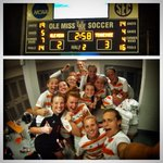 And WERE OFF TO THE SEC TOURNAMENT! Winning goal with 3 mins left @cspade9 you legend!! #LadyVolSoccer http://t.co/QYQRlJUlvj
