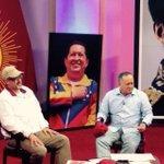 Ya en el set de #ConElMazoDando para conversar con @dcabellor http://t.co/rFxPbV7xd4