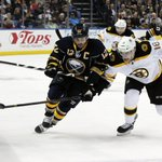 Marchand goal foils Sabres in overtime. http://t.co/cMgOqOJhiD http://t.co/b4ScOo1rfD