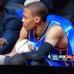 Heres Westbrook on the bench http://t.co/lsheiCF0ZC