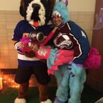 Thank you @Avalanche @AvsBernie and everyone that cheered my daughter on for FAN OF THE GAME! She was so excited!!! http://t.co/PIMAfaZeRf