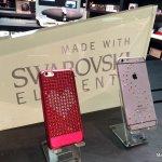 iStudio by Copperwired @mustlovemac มีเคส iPhone 6, 6+ ของ Swarovski ขายด้วย ได้ยินว่าหลายพันเลยทีเดียว #iPhone6TH http://t.co/CHor1uXFk8