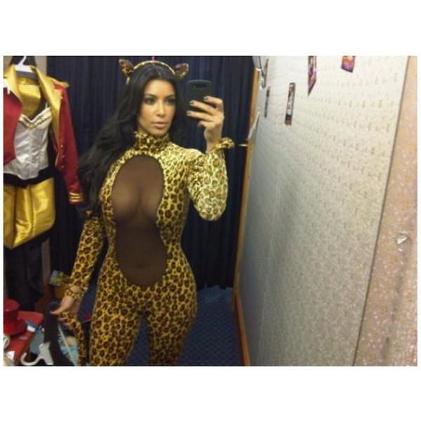 TBT alert Kim Kardashian's throwback Halloween pics! What will she be this year?