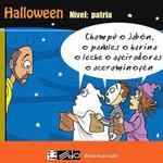 #NadaMasTerrorificoQue Halloween Nivel: Patria. #Venezuela por @edoilustrado http://t.co/wi5slFFnrJ
