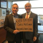 .@NHLFlyers owner Ed Snider & the City of Philadelphia are behind Chris McElwee VOTE every day http://t.co/Jcl0URB0dB http://t.co/ZU7gm1JhPS