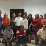 Felicidades a la colega @GrisellEspinosa presidenta electa del #CONAPE #chiriqui 2014 y a su nueva directiva http://t.co/3WoEu1TNh1