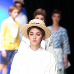 女優 満島ひかりの妹でモデルの満島みなみがファッションショー初出演。存在感のあるいいモデルだと思った。ファッションエディター西谷真理子の東コレ日誌④ http://t.co/yjg9yvvYN0 http://t.co/DugYZfR4mf