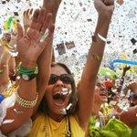 Brasileiros são mais satisfeitos com a vida que americanos e alemães. http://t.co/v6XAt6AWur http://t.co/fFgjZnalVT