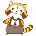「劇場版 TIGER & BUNNY -The Rising-」×「あらいぐまラスカル」コラボ画像その1!虎徹に扮するラスカルです。 #tigerbunny http://t.co/VmePD4IWBV