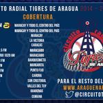 Estas son las emisoras de @CircuitoTigres para toda #Venezuela con http://t.co/KXmxSChBuT como emisora matriz http://t.co/P7JVMwBqdE