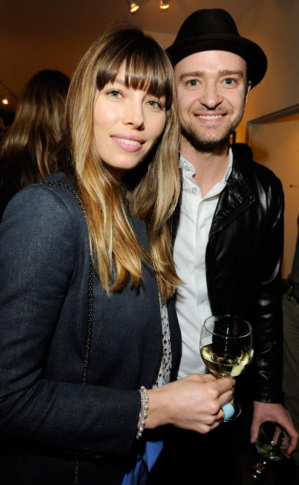 Is Jessica Biel pregnant?! JT's wife is being congratulated on her