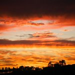 LAST ! i promise MORE amazingness! from your #sunset this fine evening #mydayinLA #glassellpark http://t.co/1IhhGaF1z1