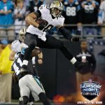 NO. ???? more like he is long jumping RT @nfl: Jimmy Graham treating defenders like high-hurdles? http://t.co/TzE0PcDx7F