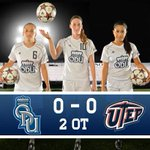 After 110 minutes of play #ODUWSOC and UTEP end in a draw 0-0. http://t.co/dkrAlTZhmo