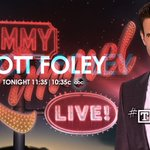 For our Jake fans, catch @scottkfoley on @JimmyKimmelLive TONIGHT! #Scandal http://t.co/M3tcoPjm7n