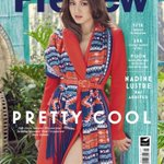 Shes the cover girl for millennials. @hellobangsie has arrived. #NadineForPreview http://t.co/geGwT4yYJb