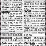 RT @Allupdatez: @actor_Nikhil #Karthikeya 2nd Week Hyderabad/Nizam Theatres List -->