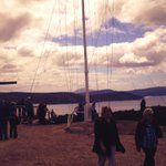 The ships are drawing a big crowd! @AnzacAlbany #AnzacAlbany #AnzacCentenary http://t.co/EPR592vYQ5